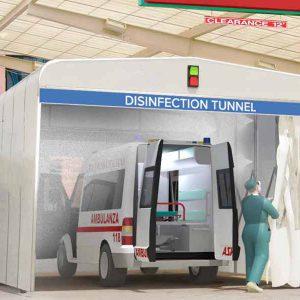 Tunnel Igienizzante